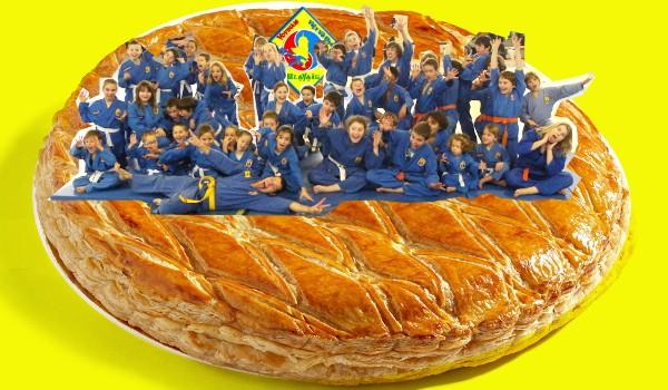 Afin de fêter la nouvelle année, le club invite les enfants et les parents à venir manger la galette des Rois, et passer tous ensemble un petit moment de convivialité